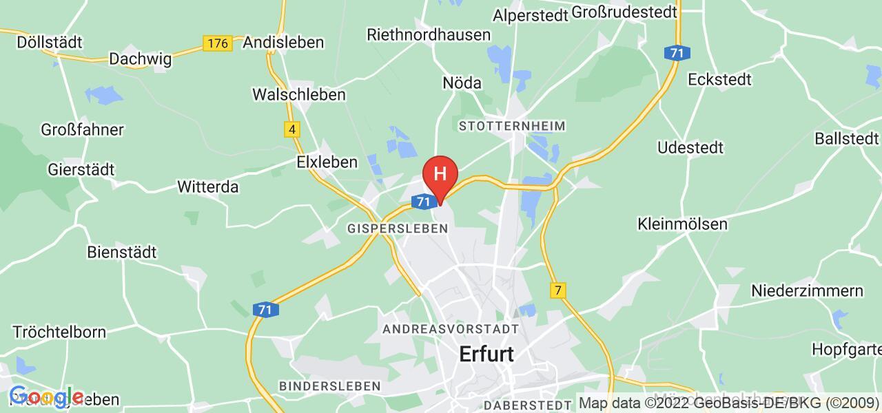 Foodtruck Eventbuddies - Erfurt | Craftplaces