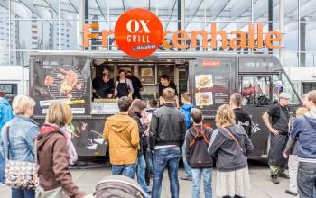 Foodtruck Ox Grill Ringler München