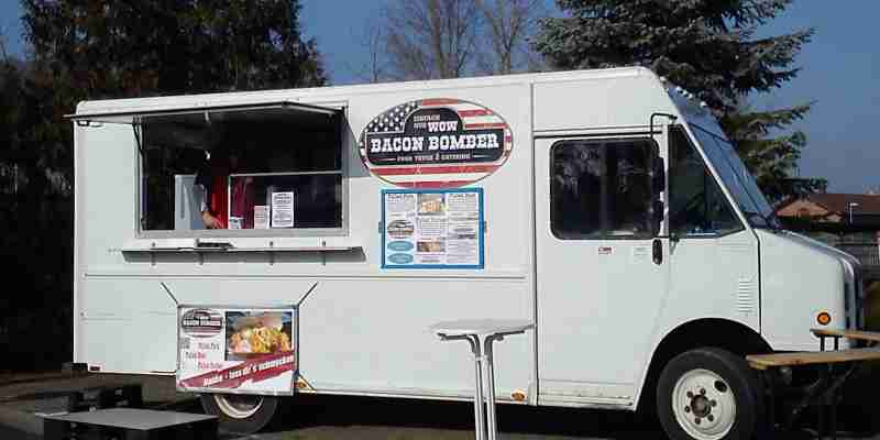 Foodtruck Bacon Bomber Main-Spessart