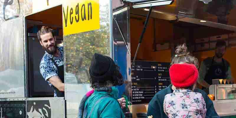 Vincent Vegan aus Hamburg