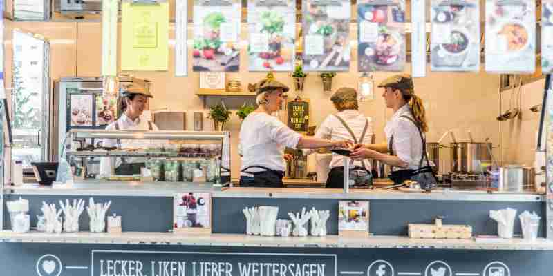 Foodtruck nonidu München
