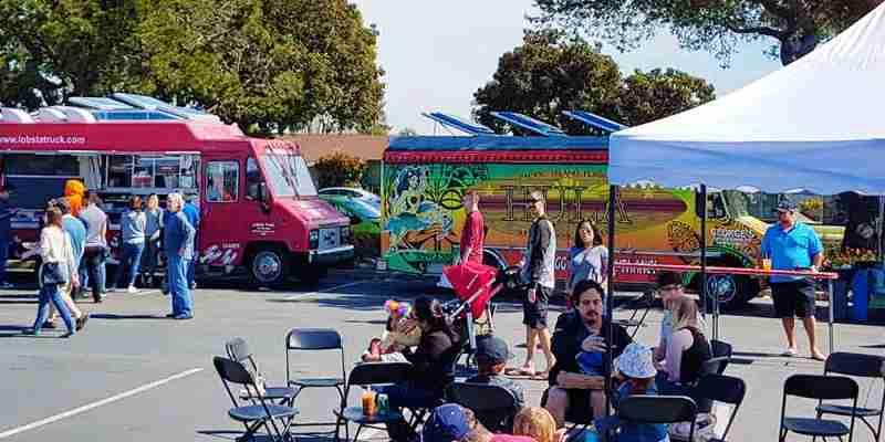 Foodtruck Event Kalifornien