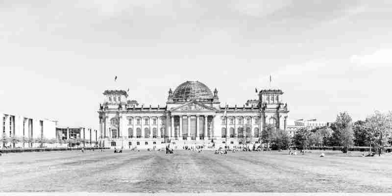 Reichstag Berlin Foodtrucks