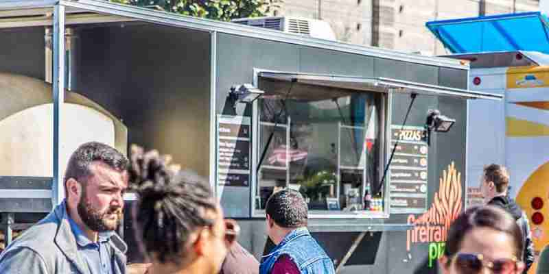 Foodtrucks South of Market San Francisco Foodtruck Versicherung Logo