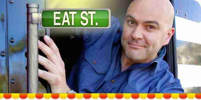 James Cunningham und Eat Street