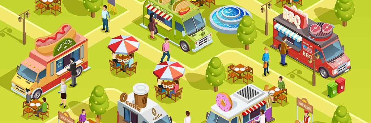 Full Service Foodtruck-Catering