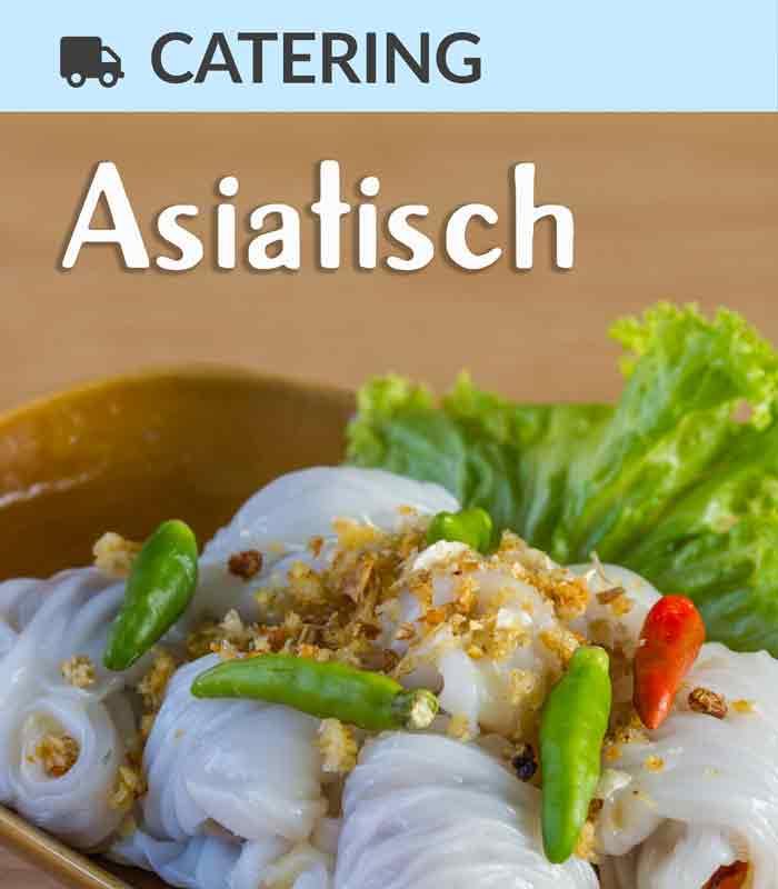 Catering Foodtrucks Asiatisch mit einer Portion Dim Sum