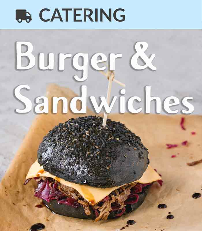 Burger Sandwiches Street Food