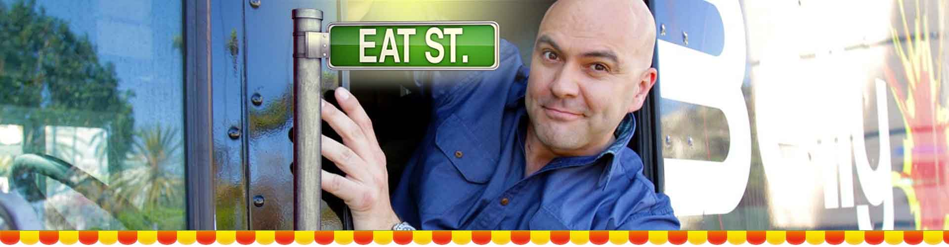 James Cunningham und Eat Street