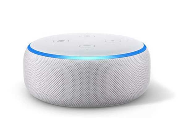 Echo Dot Gerät von Amazon