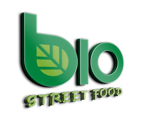 Bio Street Food Label